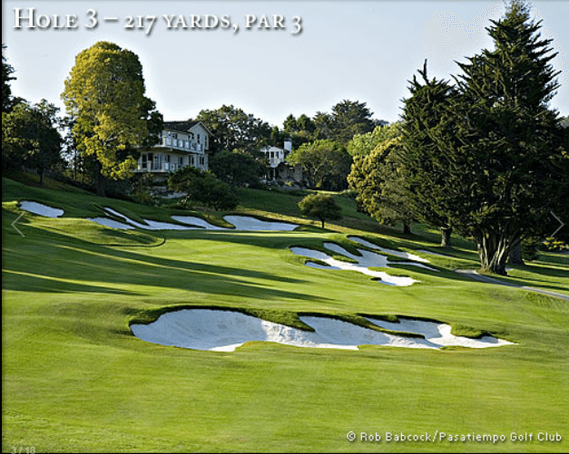 Pasatiempo Golf Club - Santa Cruz