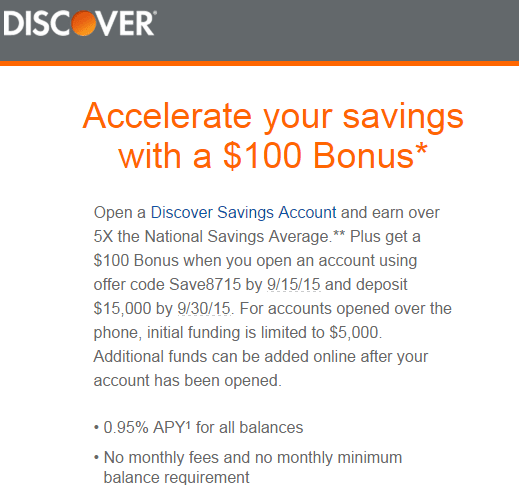 Discover $10 Savings Promotion - Doctor Of Credit