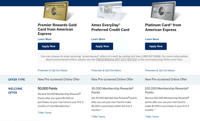 YMMV] American Express Platinum 10,10 Offer Available Via AmEx