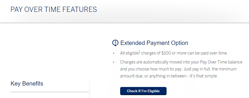 pay over time