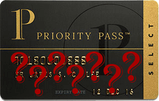 A Guide to Differentiating Priority Pass Cards