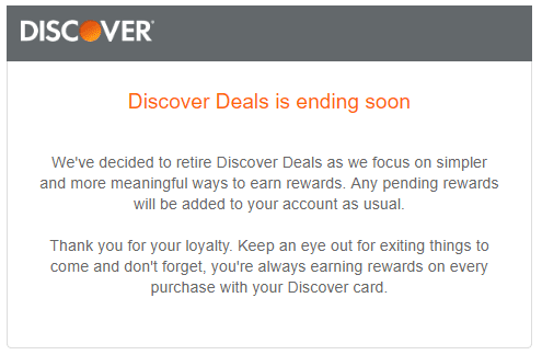 Discover Deals To End October 14st, 14 - Doctor Of Credit